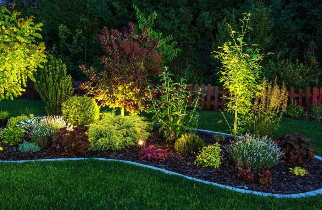 Perfectly Done ​Landscape Lighting