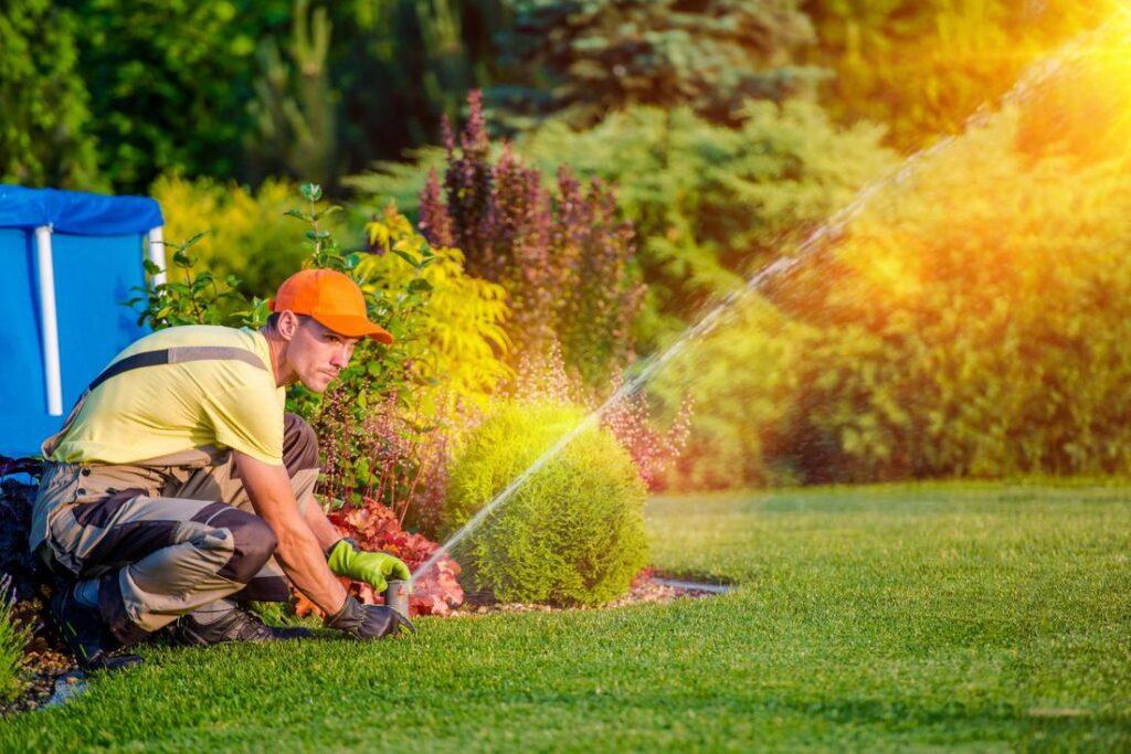 Quality Sprinkler System Services