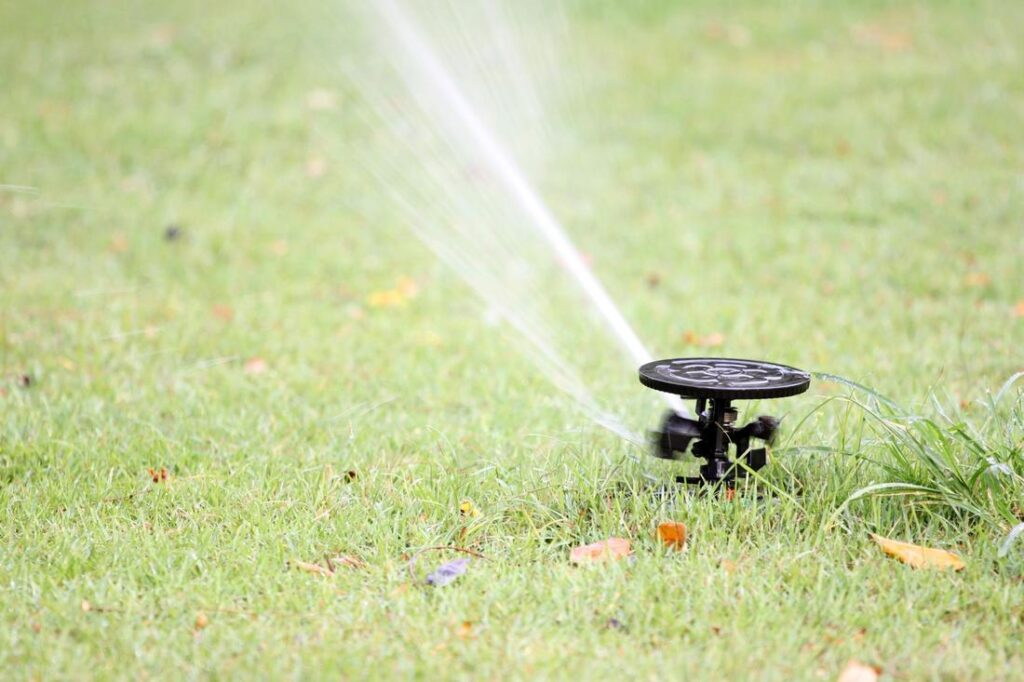 Sprinkler Repair Services