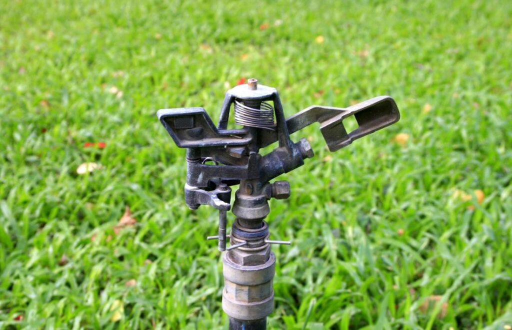 Affordable Sprinkler Repair Services